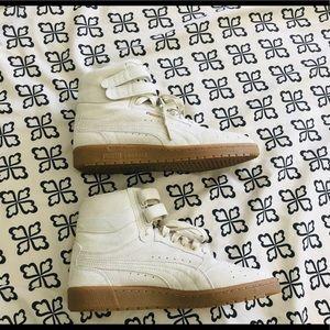New Puma Sky Hightop Sneakers 👟